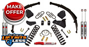 Skyjacker F5451ks-m 4 Lift Kit W/m95 Shocks For 05-07 Ford F250/f350 Diesel