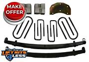 Skyjacker F860mkh-h 5-6 Susp. Lift Kit With Hydro Shocks For 1997 Ford F-250 Hd