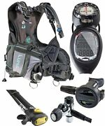 Sherwood Womens Dive Master Package