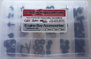 1970 1971 1972 Buick Gs Gsx And Skylark Engine Bay Accessories Bolt Kit