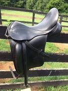 County Perfection 17m Dressage Saddle