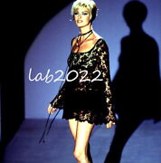 Tom Ford 1996 Lace Dress Rare And Iconic Linda Evangelista 44