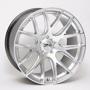19 Hs Zito 935 Alloy Wheels Fits Ford Focus Mondeo C S Max Edge Kuga 5x108