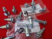 ❤️ Timing Belt Cover Bolts Subaru Forester Impreza Outback Legacy Sohc 99-2012