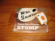 Cigar Box Guitar Stomp By Mike Snowden Cd Apr-2011 New Sealed + I Ship Fast