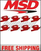 Msd Ignition Coils, Pro Power, Gm Ls2/3/4/7/9, 05-13, 8-pack