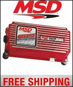 Msd Ignition Msd 6btm With Built-in Boost Control