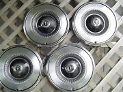 1972 1973 Ford Mustang Hubcaps Wheel Covers Center Caps Vintage Classic Fomoco