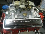 1965 To 1968 Chevrolet Z/28 Chrome Valve Covers W/script Or W/out 260 417 6566