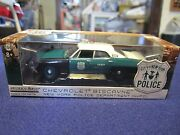 Full Case Of 48 Greenlight 164 Nypd New York City Nyc Police Chevy Biscayne