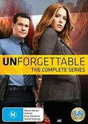 Unforgettable The Complete Series [new Dvd] Boxed Set Ntsc Region 0 Austral