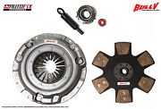 Bully Racing Stage 5 Clutch Kit And Flywheel Fits Volkswagen Golf Mk7 2.0t 15-16