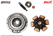 Bully Racing Stage 4 Clutch Kit And Fw Fits Audi Volkswagen A4 Passat 97-05 1.8t