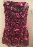 Sequin Hearts By My Michelle Company New W/tags Size 3 Wedding Prom Dress