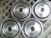 1972 1973 Buick Riviera Hubcaps Wheel Covers Center Cap Vintage Classic Antique