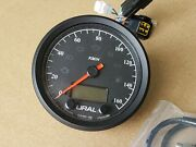 Electronic Speedometer And Speed Sensor Included For Motorcycle Ural.new