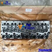 Eh700 Eh700t Cylinder Head For Hino Engine Kl52s K-fd158 K-fd171 Trucks