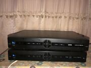 Lot Of 2 Works Directv Dvr R16-500 For Parts Or Repairs