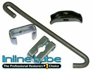 68-72 Gm A-body T400 Emergency Parking Brake Cable Guide Hardware Set Bop