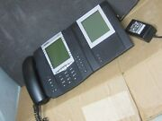 Aastra/mitel 6737i Voip Phone Withaastra M675i Expansion Module