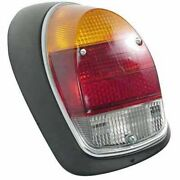 Left Tail Light Assembly Fits Vw Bug Beetle 1968-1970 Cpr111945095r