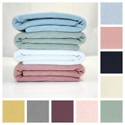 Pointelle 100 Cotton Jersey Stretch Knit Fabric Dressmaking Sewing