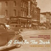 Various - A Shot In The Dark Tennessee Jive 8-cd Bear Family Records Box Set