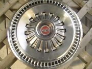 One 1965 65 Ford Fairlane 500 Hubcap Wheelcover Center Cap Antique Vintage