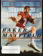 2017 Sports Illustrated Heisman Trophy Baker Mayfield Subscription Excellent