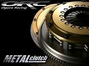 Orc Metal Series Orc-1000f Triple For Toyota Supra Orc-p1000f-tt0202