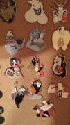Disney Wdw 13 Reflections Of Evil Mystery Complete Set With Chasers 26 Pin Set