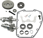 Sands Cycle Mr103 Ez Easy Start Gear Drive Cams .585 Lift Harley Twin Cam 07-16