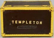 Templeton Polo Stables Tack Box From The Cz And Winston Guest Estate
