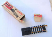 Atlas Ho Scale Snap-track Bumper 43with Vintage Box