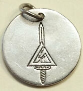 Delta Force Cag Tier-1 Smu Special Forces 30th Anniversary Army Pendant / Coin