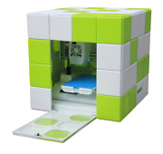 New Fully Assembled 3d Printer For Education Magic Cube Printer