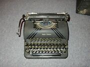 1946 Lc Smith And Corona 4s Silent Typewriter
