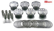 Toda Racing Forged Piston Kit For Nsx C30a C32b Toda C35b 13020-c30-000