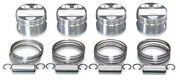 Toda High Comp Forged Piston Kit For Levin Trueno 4ag Ae111 13020-111-000