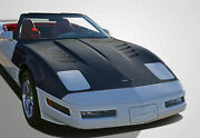 84-96 Chevrolet Corvette Gt Racing Carbon Fiber Creations Body Kit- Hood 108910