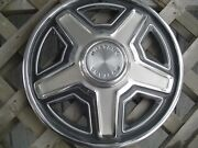 One 1969 69 Ford Fomoco Pony Mustang Hubcap Wheel Cover Antique Vintage Classic