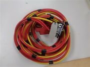 Electrical Wire Cable 6 Awg / Gauge W / Trolling Plug 3 Cables 24and039 Boat