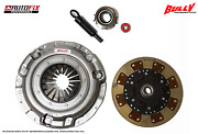 Bully Racing Stage 3 Clutch Kit For 02-05 Impreza Forester Ej205 2.0t 5 Speed