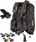 Zeagle Deluxe Express Tech Bcd W/atomic Ss1 Octo/inflator And Free Bc Hanger
