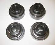 Sealmaster Rb-8 Four Bearings Lot Of Four