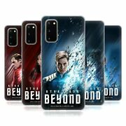 Official Star Trek Characters Beyond Xiii Soft Gel Case For Samsung Phones 1