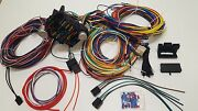Gearhead 1947 - 1954 Chevy Truck Pickup Universal Wiring Kit Wire Harness