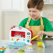 Fun Play-doh Kitchen Creations Magical Oven Playdough Toys Kids Pretend Food