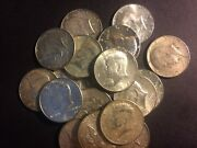2 Pound Deal Of The Year All Kennedy Halves 90 Silver Coin Silver Pre 65