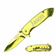 11 Engraved Pocket Knives Groomsmen Gift Personalized Knife Holiday Gift